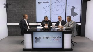 Předvolební debata 2020: Olomoucký kraj – Radim Fiala (SPD), Petr Vrána (ANO), Dalibor Horák (ODS)