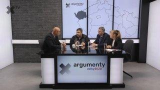 Předvolební debata 2020: Karlovarský kraj - Eva Valjentová (KSČM), Karel Jakobec (ODS, KDU-ČSL) a Martin Gruber (Trikolóra)