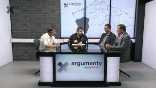 Předvolební debata 2020: Plzeňský kraj – Rudolf Špoták (Piráti), Ivo Gruner (ČSSD), Richard Pikner (ODS, TOP 09)