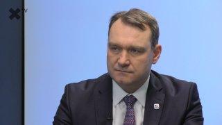 """""""Sputnik tu měl být už dávno. SPD má nejblíže k hnutí ANO, pokud bude pro referendum o EU. Nechceme chlebíčkovou Radu ČT ani vyšší poplatky."""" – říká Radim Fiala"""