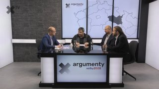 Předvolební debata 2020: Pardubický kraj – Martin Kolovratník (ANO), Daniel Lebduška (Piráti), Martin Netolický (ČSSD)