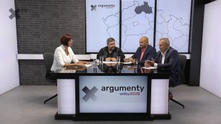 Předvolební debata 2020: Liberecký kraj – Jitka Volfová (ANO), Michal Švarc (SPD), Petr Židek (ODS)