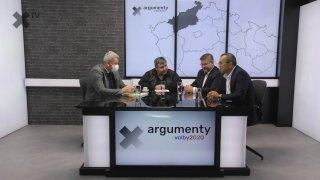 Předvolební debata 2020: Ústecký kraj – Jan Schiller (ANO), Tomáš Rieger (ODS, KDU-ČSL), Jaroslav Foldyna (SPD)