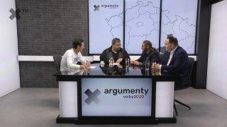 Předvolební debata 2020: Jihomoravský kraj – Jan Grolich (KDU-ČSL), Lukáš Dubec (Piráti), Jan Hrnčíř (SPD)