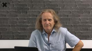 Petr Štěpánek (Trikolora Svobodní Soukromníci) v Horké lince