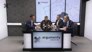 Předvolební debata 2020: Kraj Vysočina – Martin Kukla (ANO), Vladimír Novotný (ČSSD), Karel Fink (SPD)