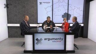 Předvolební debata 2020: Kraj Vysočina – Hana Hajnová (Piráti), Vít Kaňkovský (KDU-ČLS), Vítězslav Schrek (ODS)
