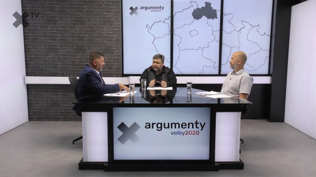 Předvolební debata 2020: Liberecký kraj – Zbyněk Miklík (Piráti), Tomáš Rakouš (Trikolóra)