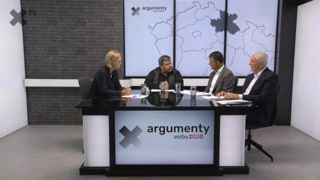 Předvolební debata 2020: Královehradecký kraj - Jaromír Dedeček (ANO), Oldřich Vlasák (ODS, Nezávislí aj.), Pavlína Špringerová (TOP 09, LES aj.)