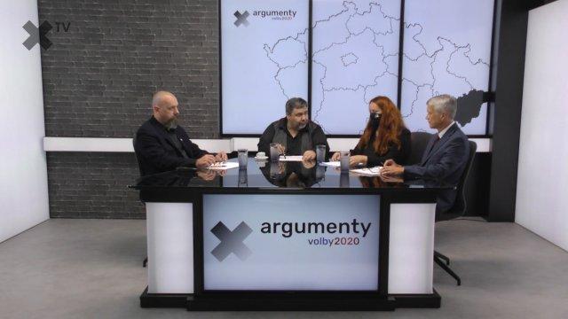 Předvolební debata 2020: Zlínský kraj – Jaromír Bernátek (Trikolóra), Vladimír Zlínský (SPD), Hana Ančincová (Piráti)
