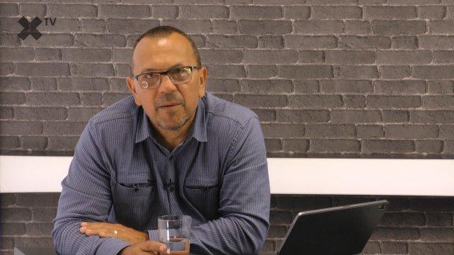 """Jaroslav Foldyna: """"Velmi vážně uvažuji o vstupu do SPD. Chci, aby uspěla ve volbách. Dnes vás totiž mohou stíhat za to, jak přemýšlíte, kvůli směrnici o předsudečné nenávisti."""""""