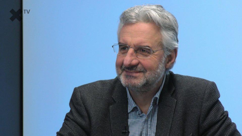 """""""Petr Fiala všechno vsadil na trojkoalici. Věřím, že EU zruší sídlo ve Štrasburku. Brusel je od března na homeoffice."""" – říká Jan Zahradil"""